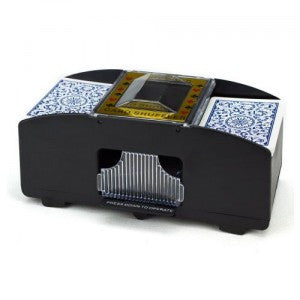 CARD SHUFFLER 2 DECK