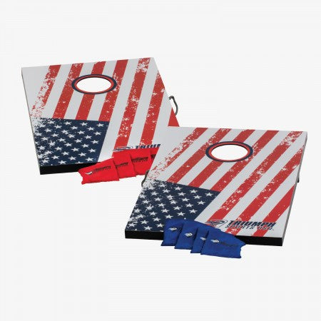 Triumph Patriotic Stars Stripes Bag Toss