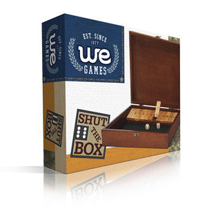 SHUT THE BOX OLD WORLD STYLE
