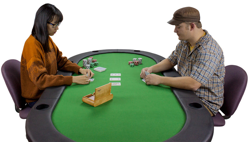 ... 10 Player Poker Table ...