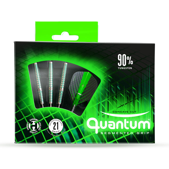 Quantum 90% Tungsten Steel Tip Darts