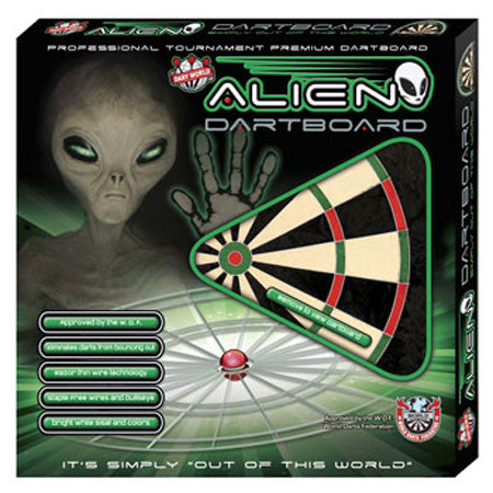 Alien Dart Board