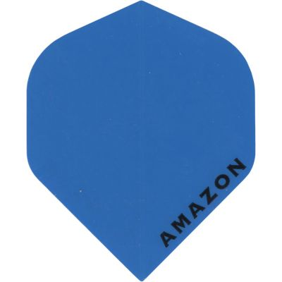 Amazon Standard Dart Flights-Blue