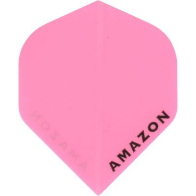 Amazon Standard Dart Flights-Pink
