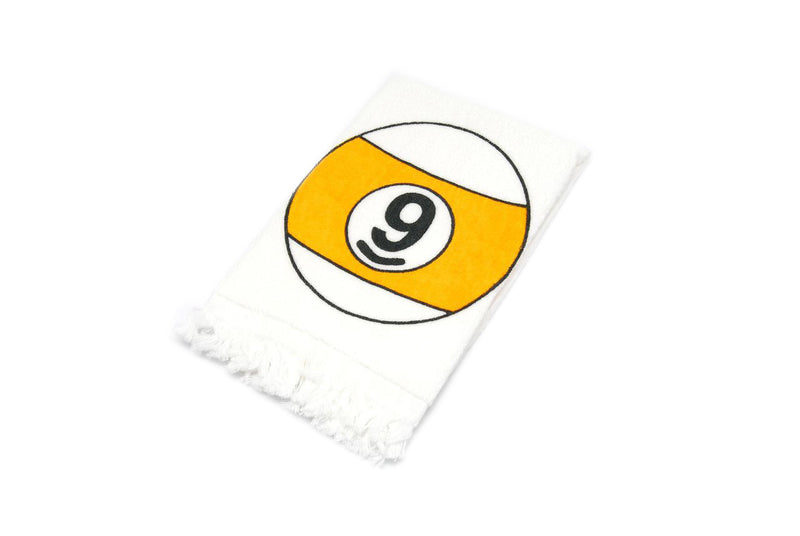 9 BALL TOWEL