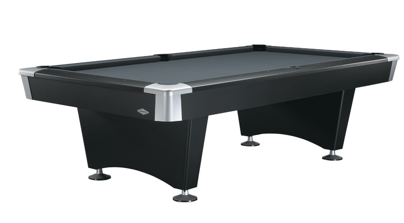 Brunswick Black Wolf Pool Table