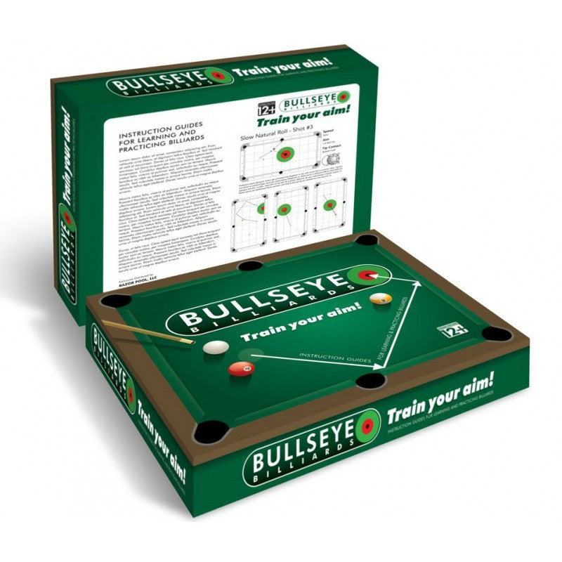 Bullseye Billiards Train Your Game