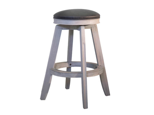 Barndoor Gray Pub Stool