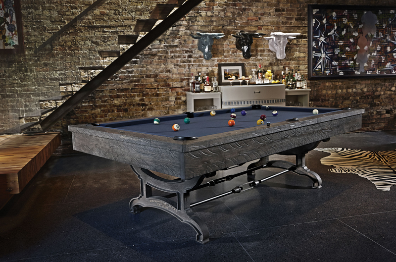 Brunswick Birmingham Pool Table