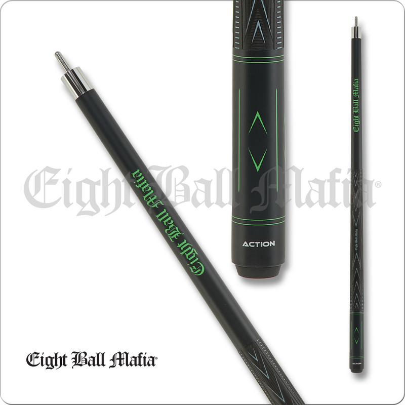EIGHT BALL MAFIA EBMBK02 BREAK CUE 25oz