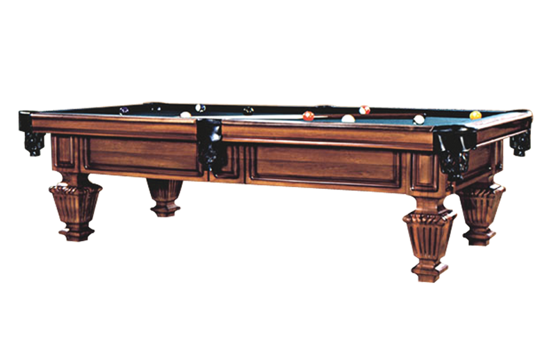 A.E. Schmidt Emerald Pool Table