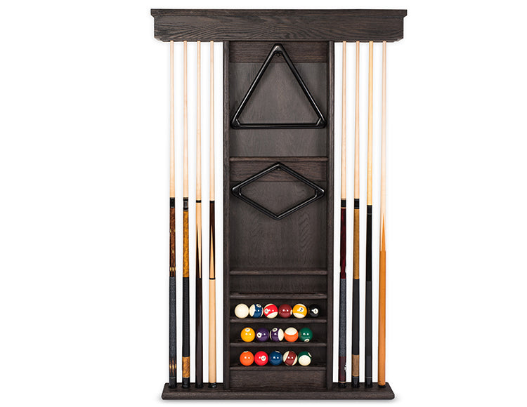 Kariba Wooden Wall Rack