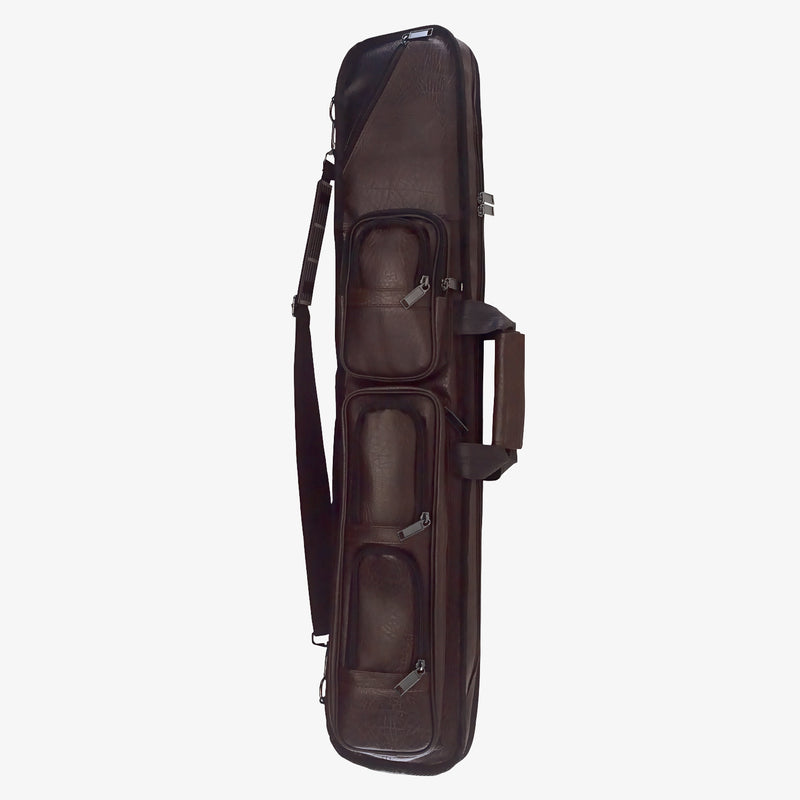 PRO SERIES PREMIUM BROWN 4B/8S SOFT CASE