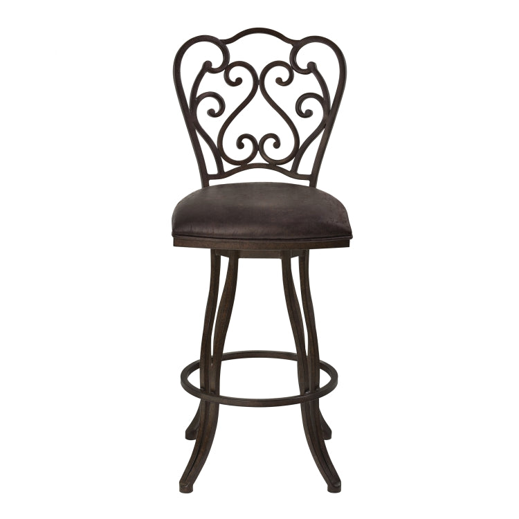 Celeste Swivel Bar Stool