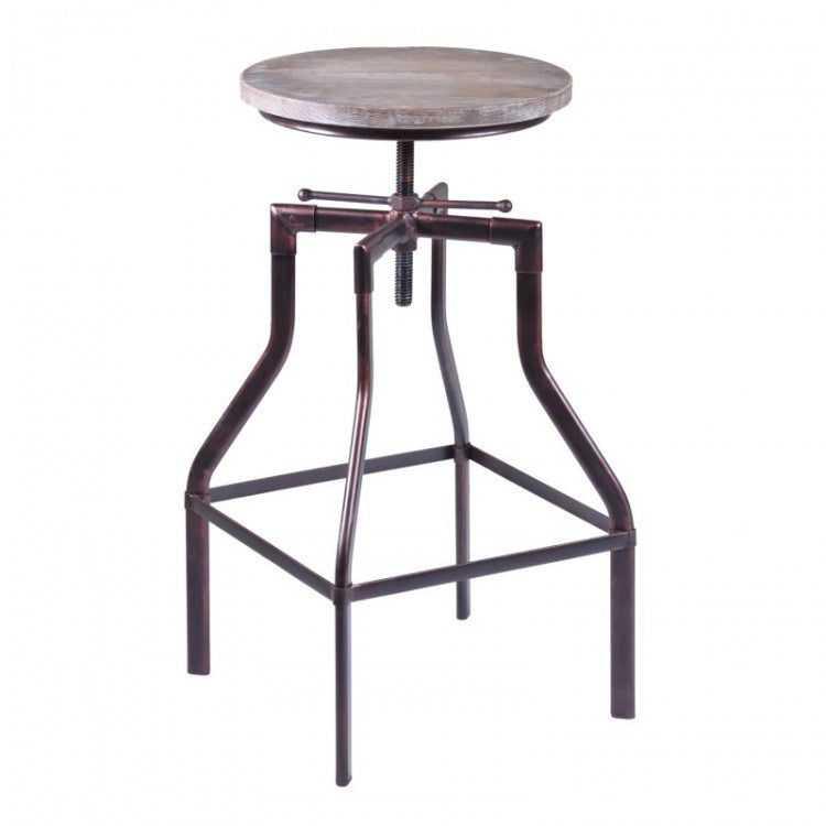 Concord Adjustable Bar Stool