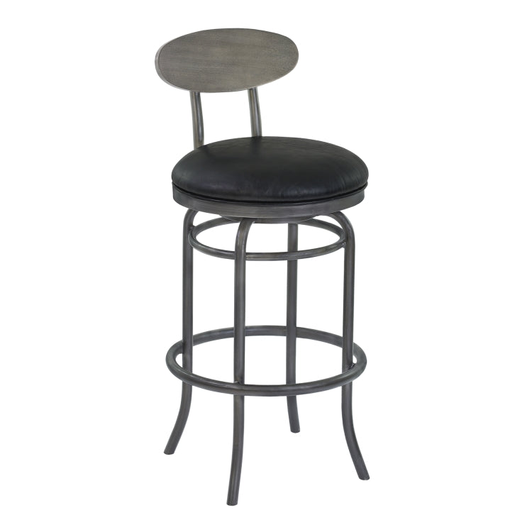 Davis Swivel Bar Stool