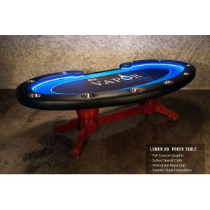 LUMEN HD POKER TABLE