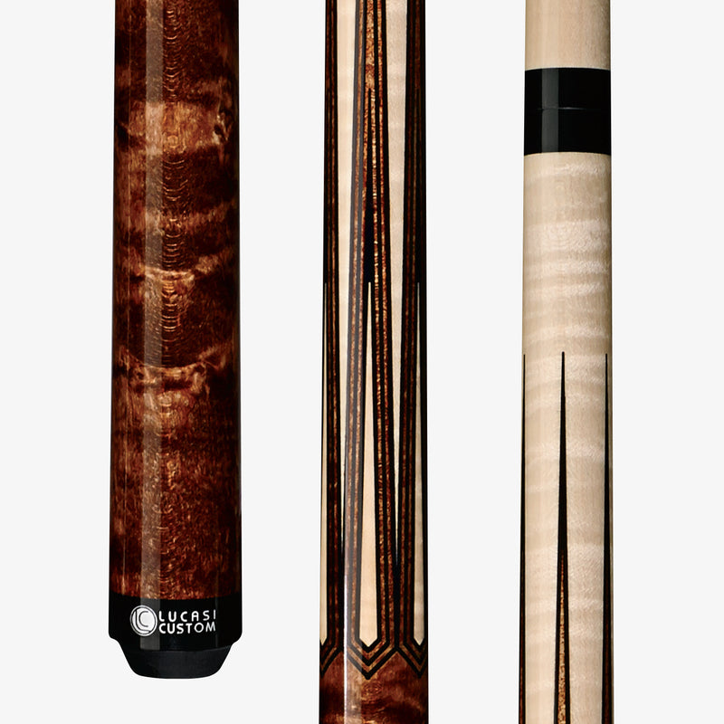 LZSP2 Lucasi Custom Pool Cue