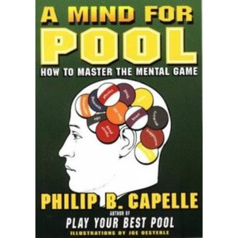A Mind For Pool Instructional Book