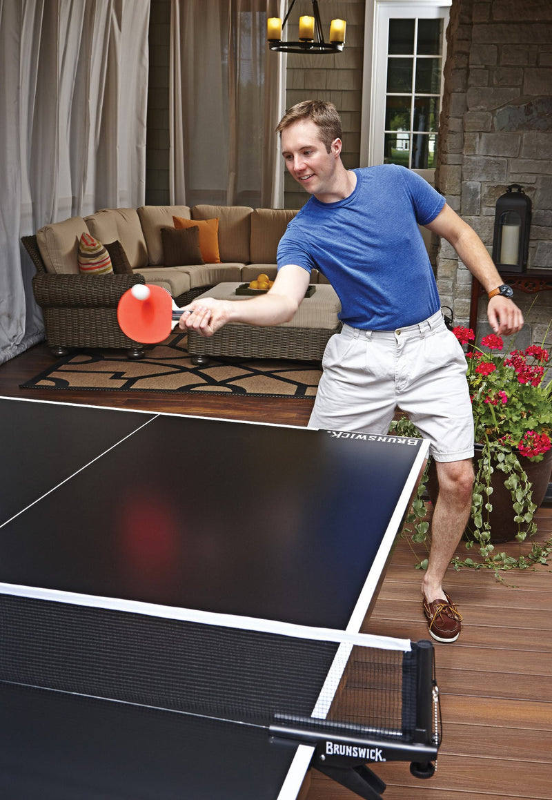Brunswick Smash 7.0 Indoor/Outdoor Table Tennis