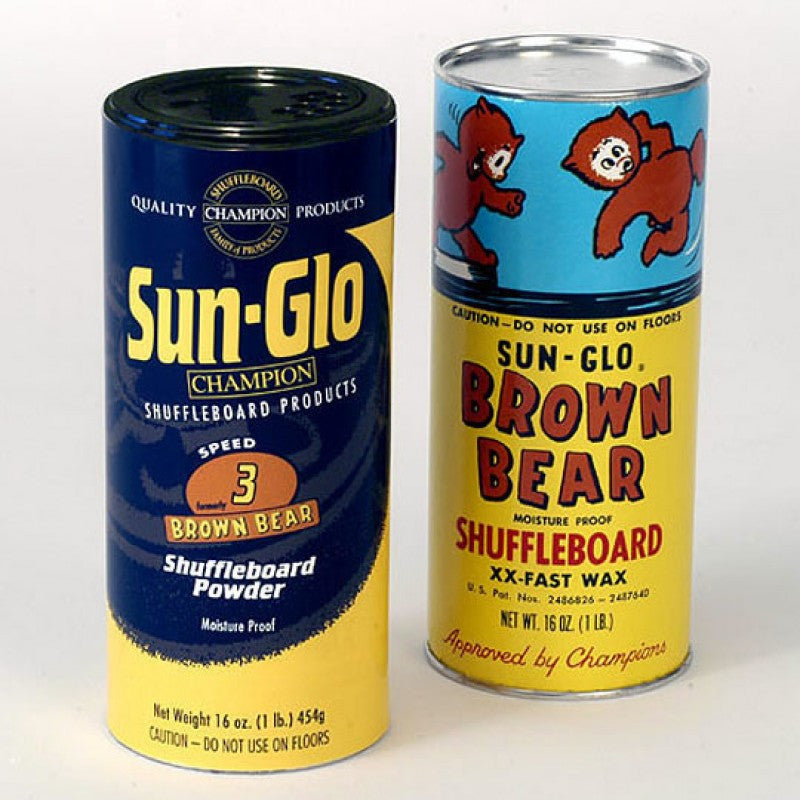 SUN-GLO SPEED 3 BROWN BEAR