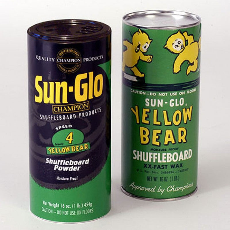 SUN-GLO SPEED 4 YELLOW BEAR