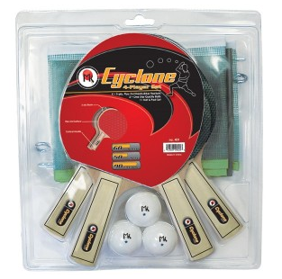 4 PLAYER CYCLONE RACKET SET