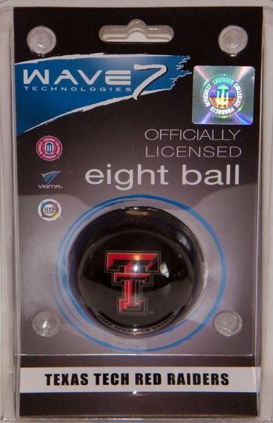 TEXAS TECH EIGHT BALL
