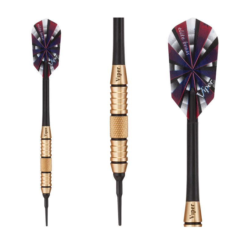Elite Brass Darts