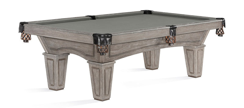 Brunswick Allenton pool table Driftwood
