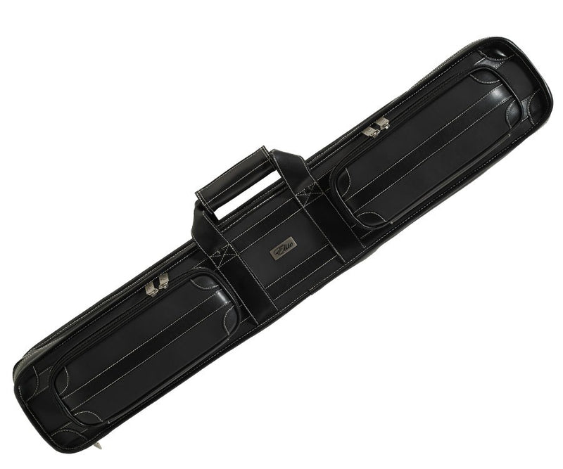 ELITE 4X8 VINTAGE VINYL SOFT CUE CASE BLACK