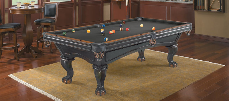 Brunswick Glenwood Two Tone Pool Table