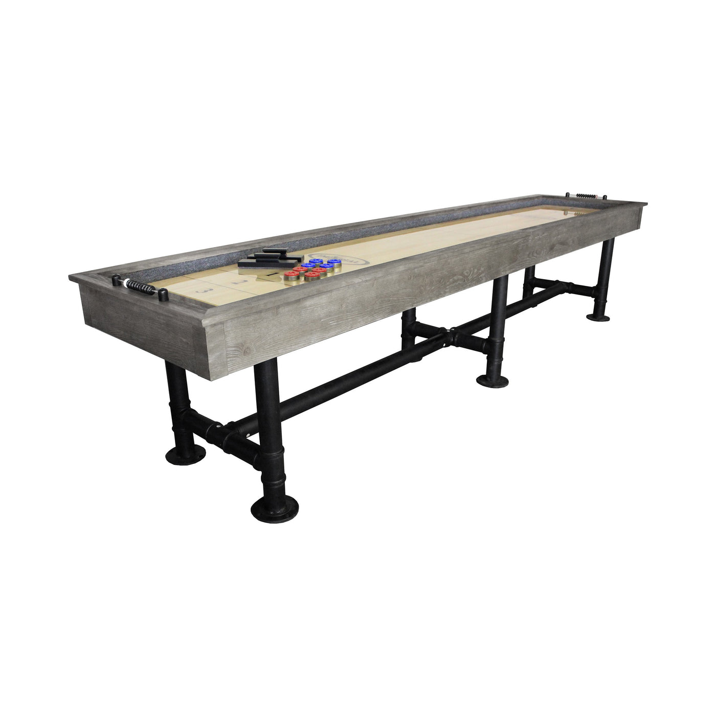 Bedford Ft Shuffleboard Table Fort Worth Billiards Superstore - 12 foot shuffleboard table for sale