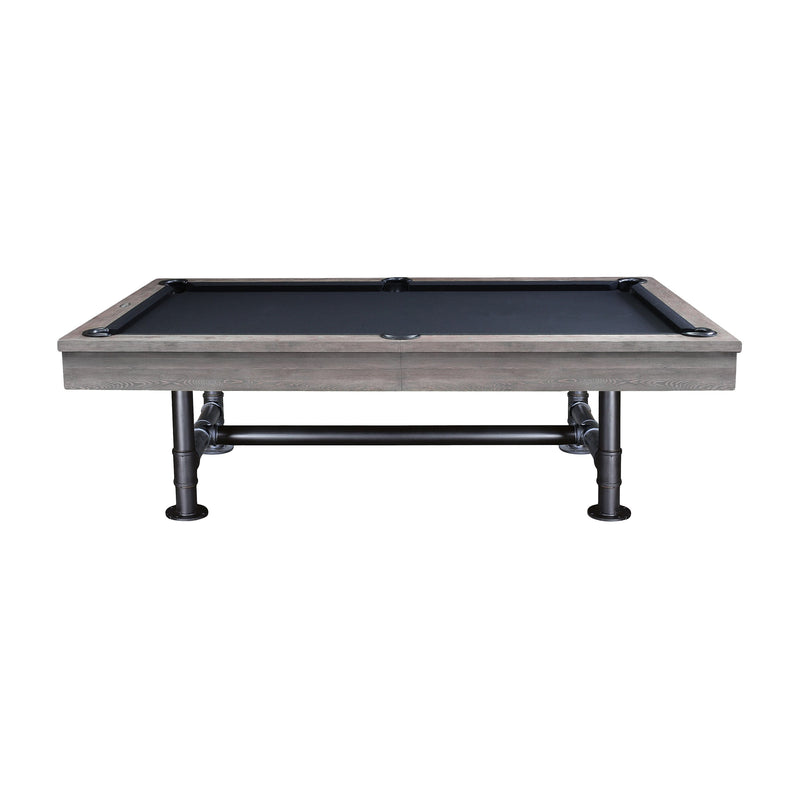 Bedford 8-ft With Dining Top, Silver Mist