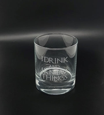 11 oz Whiskey Glass