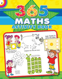 math educational activity book