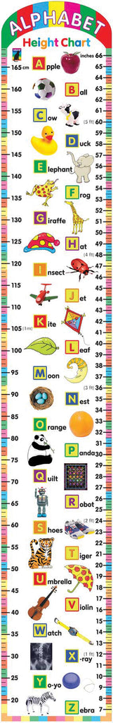 Alphabet-Height-Chart English