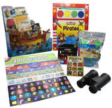 Educat Boys Pirate Book & Stationery Gift Pack