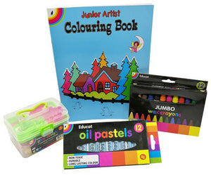 Educat Early artist pack