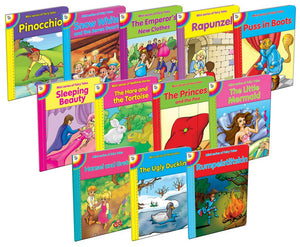 Educat Fairy Tale Collection - English