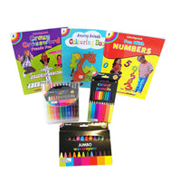 Educat Fun to Colour Activity Pack