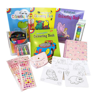 Educat Girls Creative Activity Pack