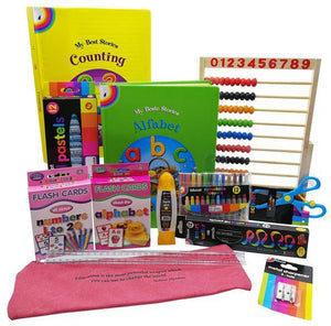 Educat Grade 1 Getting ready for school Kit