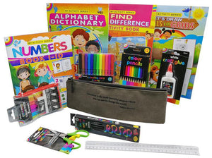 Educat Grade 2 Stationery and Activity Pack