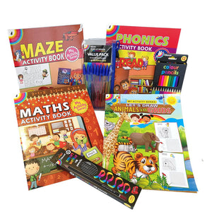 Educat great times  activity book pack