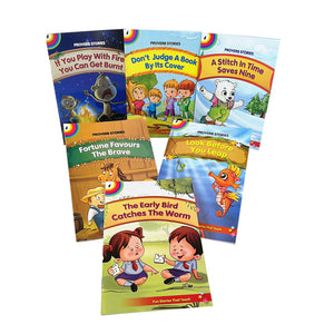 Educat Love to Read Proverbs Books Bundle