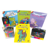 Educat junior colouring book fun pack