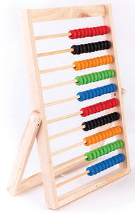 ABACUS WOODEN 100 BEAD