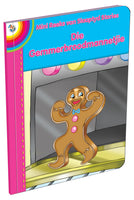 Mini Bedtime Books - Gingerbread Man AFR
