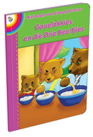 Mini Bedtime Books - Goldilocks & Bears ENG